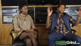 Trevor Jackson & Justine Skye Interview Each Other
