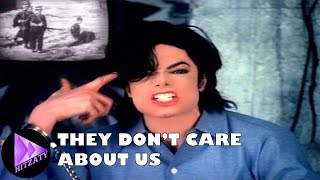Michael Jackson : They Don't Care About Us [Arabic Subtitles] مترجم عربي