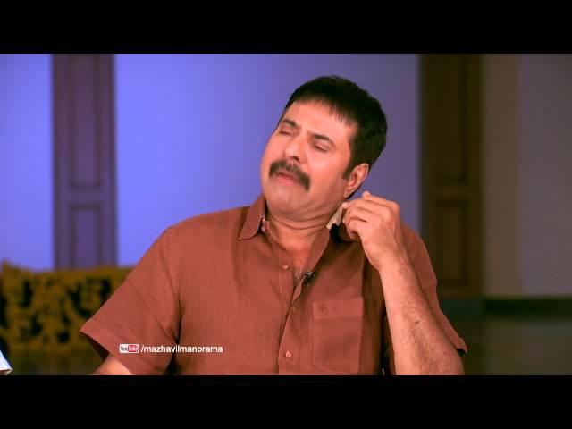 Hitler Muthal Bhaskar vare Vishu special programe with Mammooty