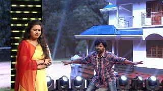 Thakarppan Comedy l Love story of king liar l Mazhavil Manorama