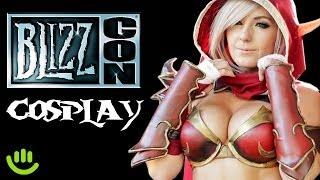 Die besten Cosplays auf der BLIZZCON 2013 - Fab5