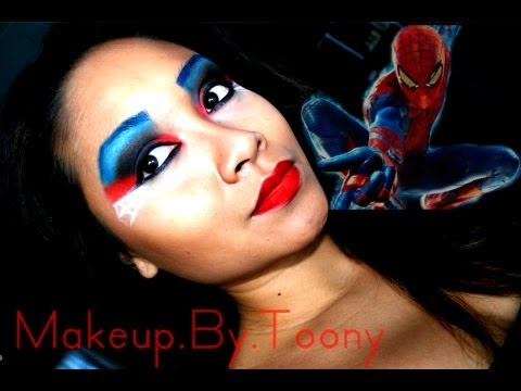 The Amazing Spider-man 4 - official Inspired Makeup