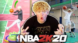 2K STOLE MY LAYUP PACKAGE?!?!