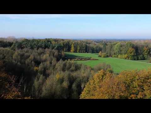 Kalkriese battlefield, Germany - by Ben Kane