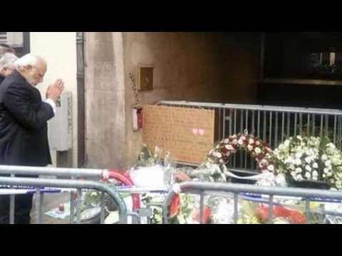 PM Narendra Modi Pays Tribute To Brussels Attack Victims