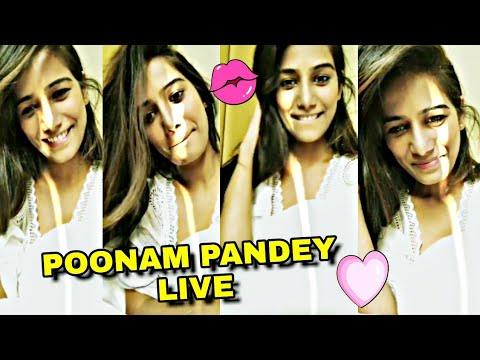 Poonam Pandey HOT Instagram LIVE Stream | 31 March 2018 | Bollywood Shaukeen