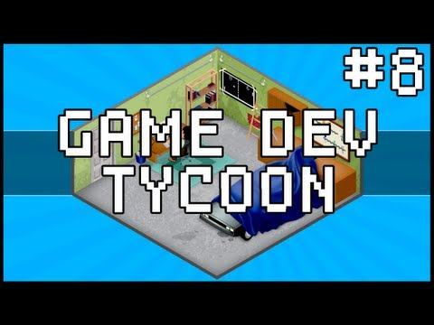 Game Dev Tycoon: Ep. 08 - Publishing Deals!