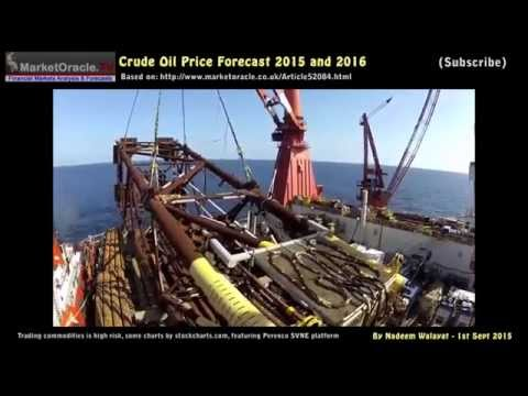 Crude Oil Price Forecast 2015 and 2016