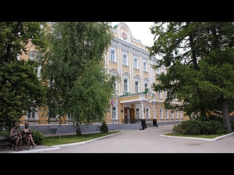 Японские студенты учат русский язык в Рязани