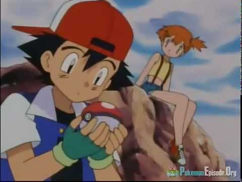 Ash catches a donut (I cant spell)