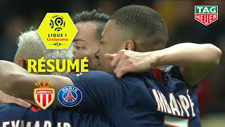 AS Monaco - Paris Saint-Germain ( 1-4 ) - Résumé - (ASM - PARIS) / 2019-20
