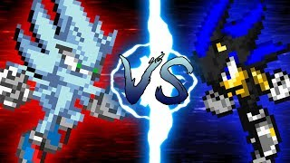Nazo VS Seelkadoom (pivot sprite battle)