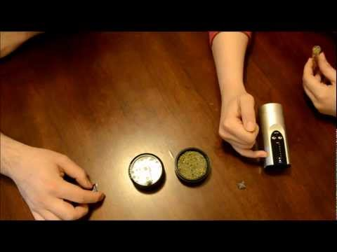 Arizer Solo Vaporizer Review. Tips & Demo Vape Session