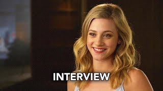 Riverdale (The CW) Lili Reinhart Interview HD