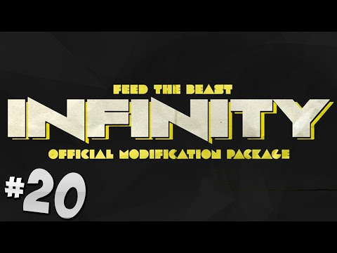 FTB Infinity- Ep.20 - Converting EU to RF & World Download!