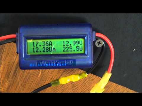 Solar Panel Testing -  Mppt Charge Controller - Battery Bank - 675ah