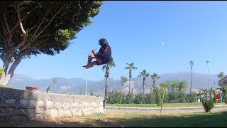 Parkour Freerunning iskenderun turkey