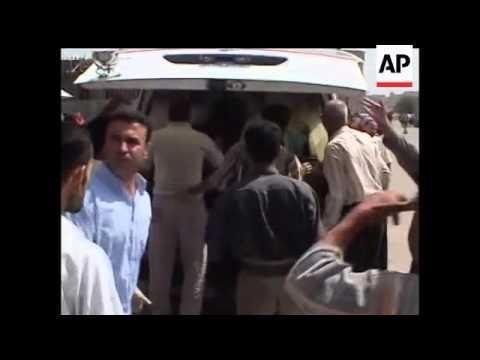 DV Iraq Violence