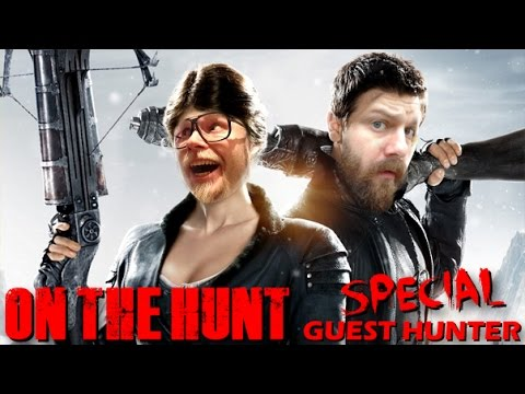 ON THE HUNT: Special Guest Hunter - September 27, 2014.