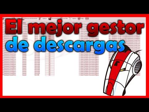 #1 TUTORIAL : ¿CUÁL ES EL MEJOR GESTOR DE DESCARGAS? Y COMO UTILIZARLO + [DESCARGA]