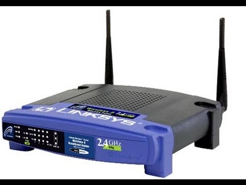 Setting Up Your Linksys WAP54G Access Point