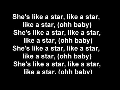 Taio Cruz - She Like A Star Remix Lyrics video