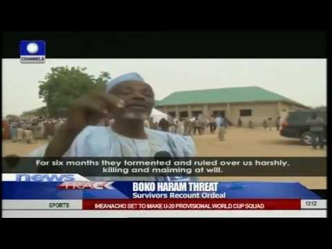 Survivors Of Boko Haram Torment Recount Ordeal 07/04/15