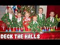 Deck the Halls - Kids Handbell Choir Family Christmas Song