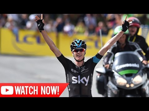Christopher Froome - 2015 - Best Moments