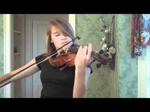 Andrea Bocelli Time To Say Goodbye (Violin Cover)