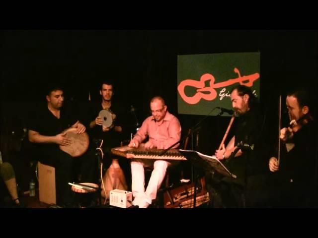 Göksel Baktagir, Doğu Rüzgarı Gitarcafe konseri 25.09.2012