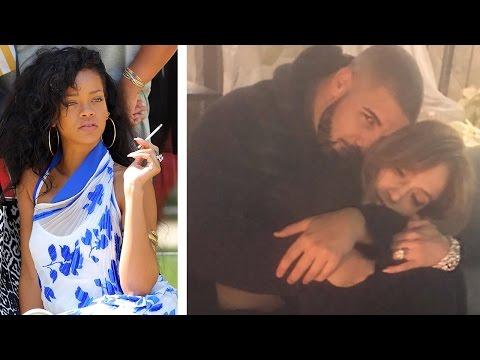 Rihanna Shades Jennifer Lopez over Drake Romance on Twitter