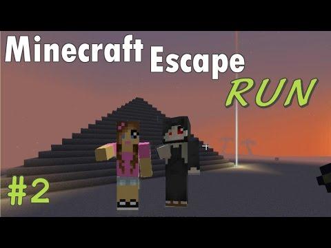Minecraft Escape RUN 2 3