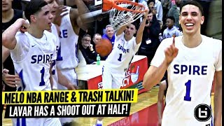 LaMelo Ball CLOWNS On Defenders & Talks Mad Trash!! Spire's CRAZIEST Game Yet!