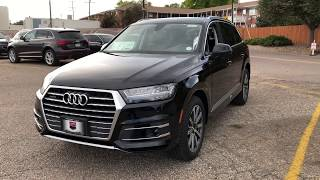 2018 Audi Q7 3.0T Premium Plus Quattro: Quick review