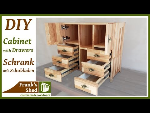 schrank f r garage selber bauen aus osb. Black Bedroom Furniture Sets. Home Design Ideas