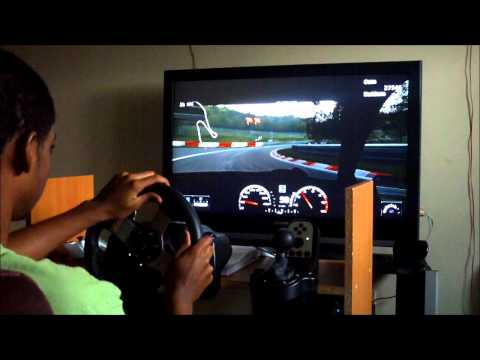 Gran Turismo 5 Nissan 180sx G27 Nurburgring Drift