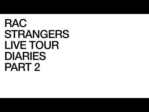 TOUR DIARIES: PART 2