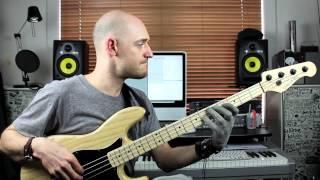 Walking Bass Lesson - Beginner #2 - with Scott Devine (L#62)