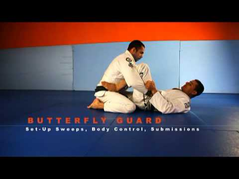 Jiu Jitsu, Butterfly Spider Guard, strikeandsubmit.com Image 1