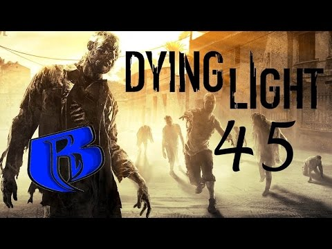 Dying Light part 45 - Last missions in the Slums