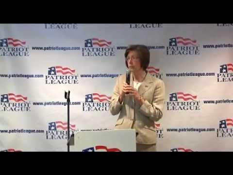 Patriot League Football Media Day: Executive Director Carolyn Schlie Femovich speech