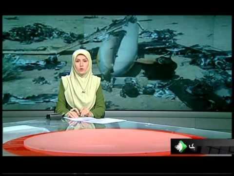 Iran shot down Israel made Hermes 450 drone