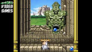 Weird Video Games - Thunder and Lightning (Arcade)