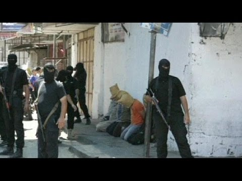 Gaza gunmen execute 18 'collaborators' for helping Israel