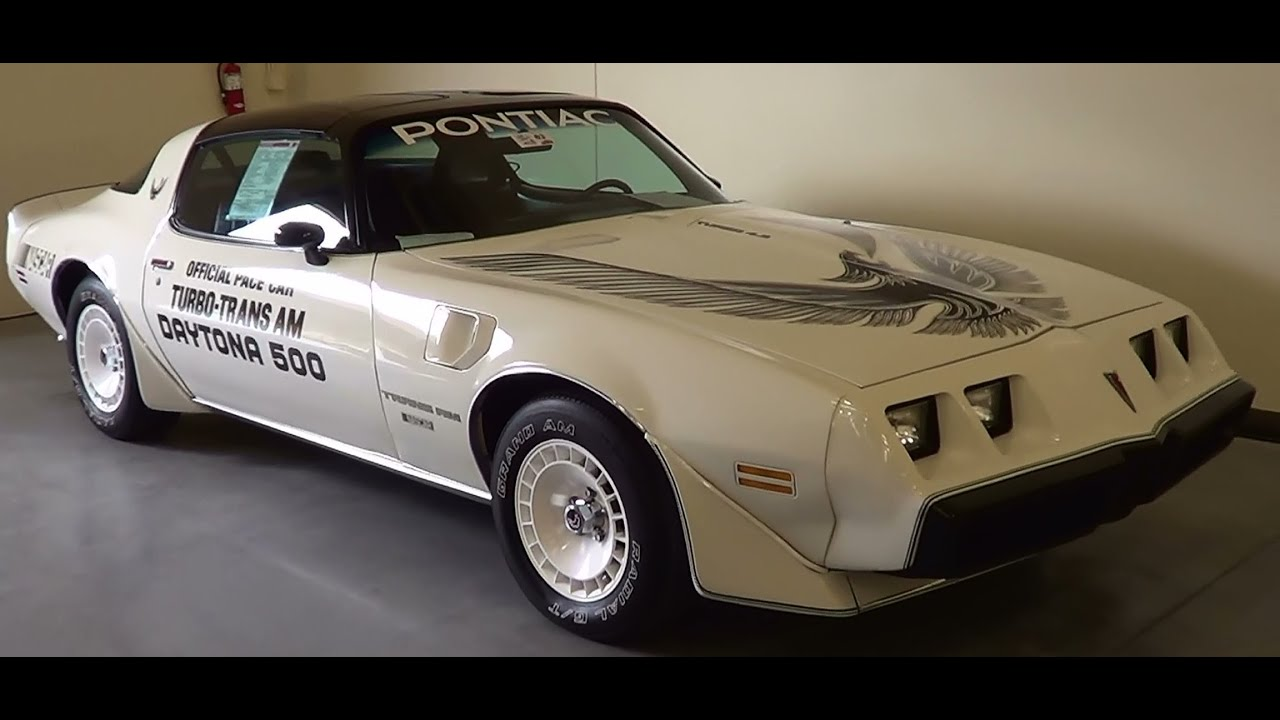 1981 Turbo Trans Am Youtube