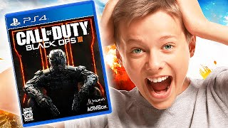 GETTING BLACK OPS 3 EARLY on OMEGLE! (Hilarious Reactions/BO3 Prank)