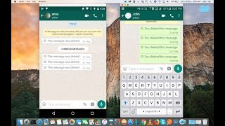 HOW TO READ OR SEE WhatsApp Messages DELETED by Sender