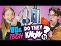DO TEENS KNOW 1980s TECHNOLOGY? | React: Do They Know It?