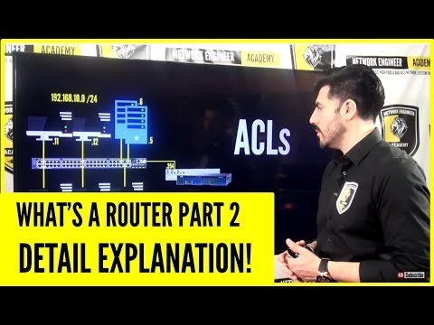 What's a ROUTER PART 2 - Detail Explanation. CCNA Network+ A way to ANSWER a technical question.